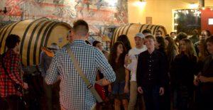 bristols cider house crowd